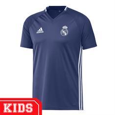 Adidas B44991 (KIDS) REAL MADRID TRAININGSTSHIRT