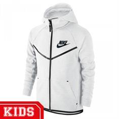 Nike 804730 TECH FLEECE HOODY JUNIOR