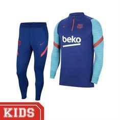 NIKE CW1700/02 FC BARCELONA KINDER TRAININGSPAK