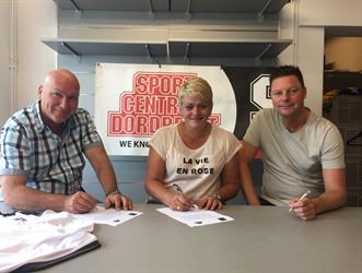 Sportcentrum Dordrecht en v.v. Wieldrecht zetten samenwerking voort